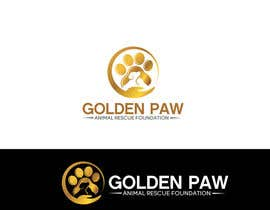 "laniegajete tarafından Logo needed for the ""GOLDEN PAW"" Foundatiton için no 17"