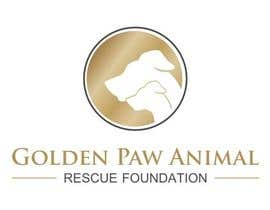 "prasadwcmc tarafından Logo needed for the ""GOLDEN PAW"" Foundatiton için no 2"