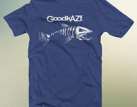 #14 untuk Fishing T Shirt oleh renatinhoreal