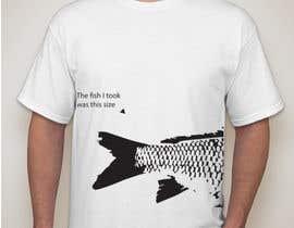 #3 for Fishing T Shirt af liviagomeslg