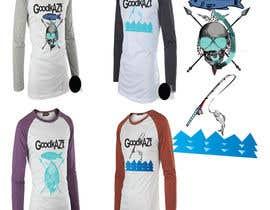 #18 for Fishing T Shirt af bob1w2w