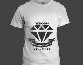 #57 untuk Design new 3 t-shirts for Reborn Clothing Co. oleh priyav09