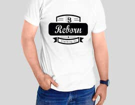 #54 untuk Design new 3 t-shirts for Reborn Clothing Co. oleh sandrasreckovic