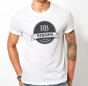 #20 untuk Design new 3 t-shirts for Reborn Clothing Co. oleh ezaz09