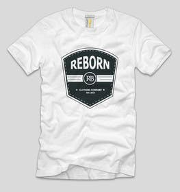 #41 untuk Design new 3 t-shirts for Reborn Clothing Co. oleh ezaz09