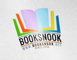 #27 cho Design a Logo for BookNook bởi achakzai76