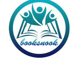 #37 untuk Design a Logo for BookNook oleh truegameshowmas