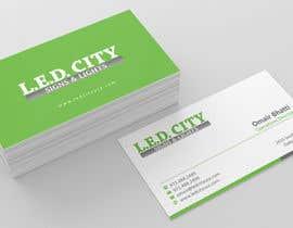 ezesol tarafından LED LIGHTING Business card Opportunity için no 12