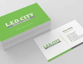 ezesol tarafından LED LIGHTING Business card Opportunity için no 14