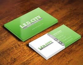 #18 for LED LIGHTING Business card Opportunity by ezesol