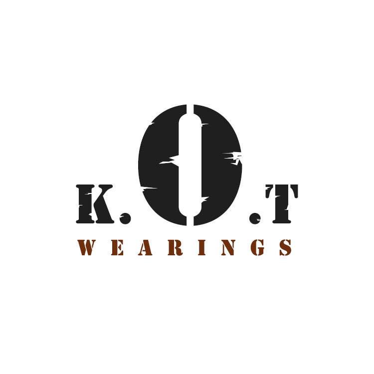 Bài tham dự cuộc thi #54 cho Design en logo for K.O.T