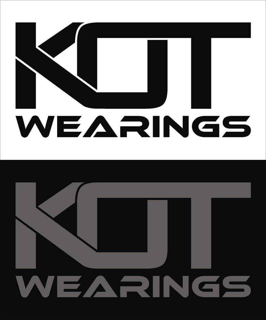 Bài tham dự cuộc thi #31 cho Design en logo for K.O.T