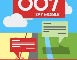 #57 for Logo design for spy mobile app af DysaniaMDZ