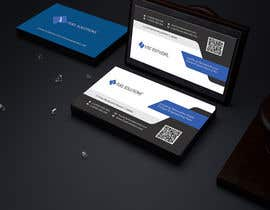 #45 untuk DESIGN BUSINESS CARD, LETTERHEAD, ENVELOPES, MAILING STICKER oleh lamrouniwahid