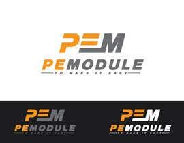 #86 for Design a Logo for PEmodule by allrounderbd