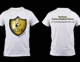 #8 untuk Design a T-Shirt for Southeast German Shepherd Rescue oleh oanarmn