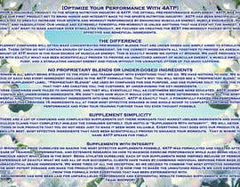 #7 untuk Write my Product Descriptions for 4ATP:Pre-Workout Supplement oleh kuldeep024