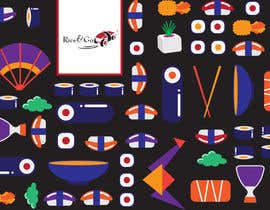 #27 untuk Design Package for a Sushi Fast Food service!!!!!!!! oleh lucassales