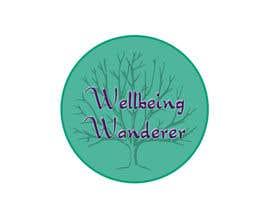 SarahLee1021 tarafından Design a Logo for Wellbeing Wanderer için no 30