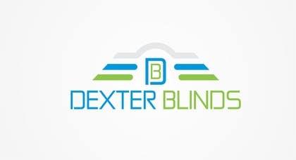 #22 untuk Design a Logo for DEXTERBLINDS oleh manu123dk