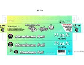 #13 for Create Print and Packaging Designs for ALUMINUM FOIL PACKAGE af hammad143