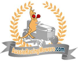#7 untuk Design a Logo for AussieRacingMowers.com oleh kloti