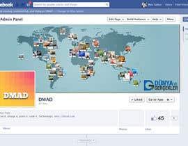 #17 untuk Facebook cover design oleh webcodez