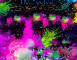 #14 cho Design eines Banners for Holi-Colour Festival night edition bởi sanaakram161