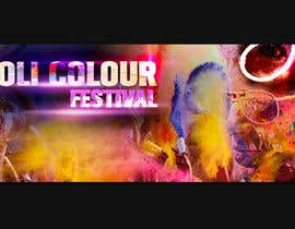 #24 cho Design eines Banners for Holi-Colour Festival night edition bởi azizagoda