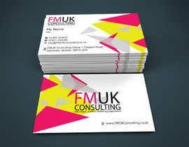 #29 untuk Design a leaflet and business card for FMUK Consulting oleh codigoccafe