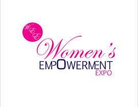 #18 untuk Design a Logo for Women's Empowerment Expo oleh Zsquare2
