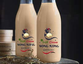 #988 cho Design a logo and bottle label for Hong Kong Distillery Irish cream bởi Xakephp