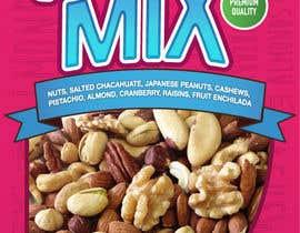 #32 cho Empaque de bolsa Trail Mix bởi JMC1984