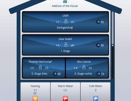 #3 untuk ReDesign an Application (House) Interface oleh nole1