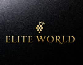 #210 for Design a Logo for Elite World by vasked71
