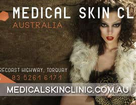boris03borisov07 tarafından Design an  eye catching Advertisement for skin cancer and cosmetic clinic için no 14