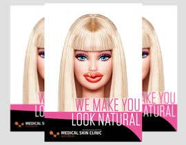 #16 untuk Design an  eye catching Advertisement for skin cancer and cosmetic clinic oleh Christina850