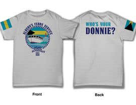 #34 untuk Design a T-Shirt for Alburys Ferry , Abaco Bahamas oleh griffindesing