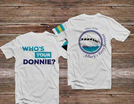 #16 untuk Design a T-Shirt for Alburys Ferry , Abaco Bahamas oleh dianafernandez