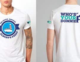#28 untuk Design a T-Shirt for Alburys Ferry , Abaco Bahamas oleh tengkushahril
