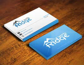mohanedmagdii tarafından Design some Business Cards for Ridge Web için no 25