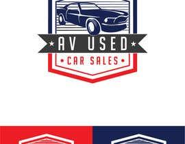 fadishahz tarafından Design a  Logo Mockup for AV Used Car Sales için no 74