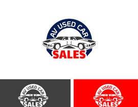 magepana tarafından Design a  Logo Mockup for AV Used Car Sales için no 16