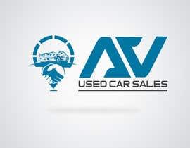 designblast001 tarafından Design a  Logo Mockup for AV Used Car Sales için no 83