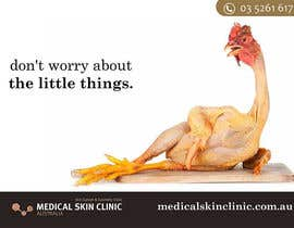 #9 untuk Design an Advertisement for a skin cancer and cosmetic clinic oleh raqasa