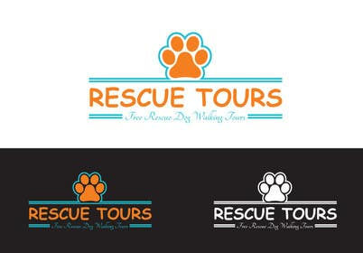 #39 untuk Logo Design, Help Rescue Dogs oleh farooqshahjee