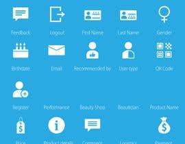 mWaqasShah tarafından Design some Icons for iOS App için no 7
