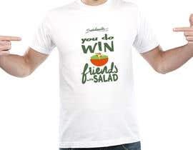 #16 untuk Design a T-Shirt for our team oleh gabrielmatt