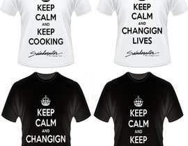 #18 untuk Design a T-Shirt for my work 2 oleh tggmale