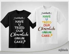 #9 untuk Design a T-Shirt for work 4 oleh mjbheda